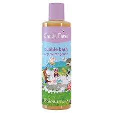 Childs Farm Organic Tangerine Bubble Bath 250Ml