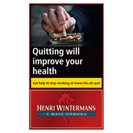 Henri Wintermans Half Corona 5 Pack