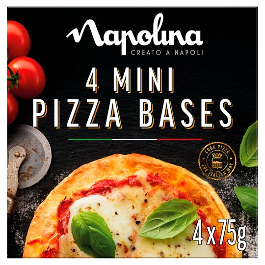 Napolina Mini Pizza Bases 300G
