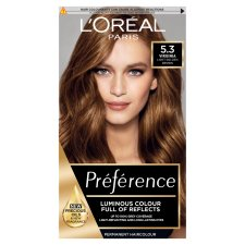 L'Oreal Preference 5.3 Virginia Chestnut Brown