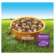 Bakers Complete Senior Bites Chicken And Country Vegetable 5Kg
