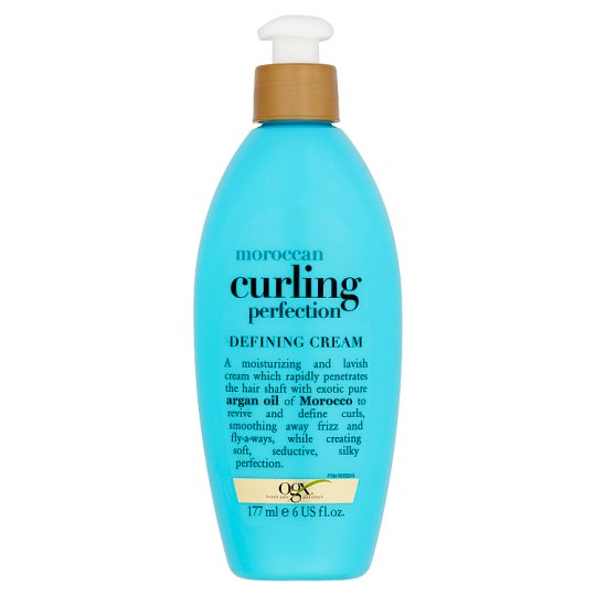 Ogx Moroccan Oil Curling Cream 177Ml