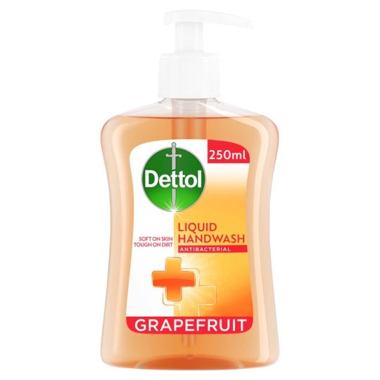 Dettol makes a clean sweep
