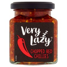 English Provender Very Lazy Red Chillies 190G