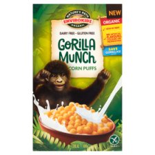 Nature's Path Gorilla Munch Corn Puffs 284G