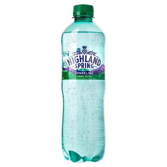 Highland Spring Sparkling Water 500 Ml