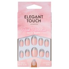 Elegant Touch Pink Paradise Boss Babe Nails