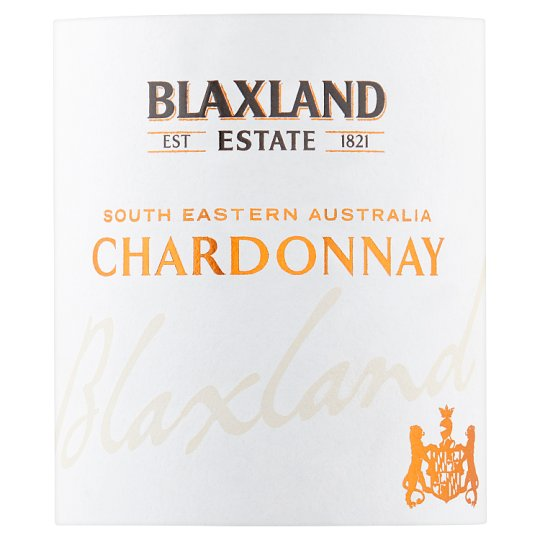 Blaxland Estate Chardonnay 75Cl
