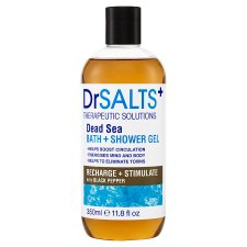 Dr Salts Recharge Bath And Shower Gel 350Ml