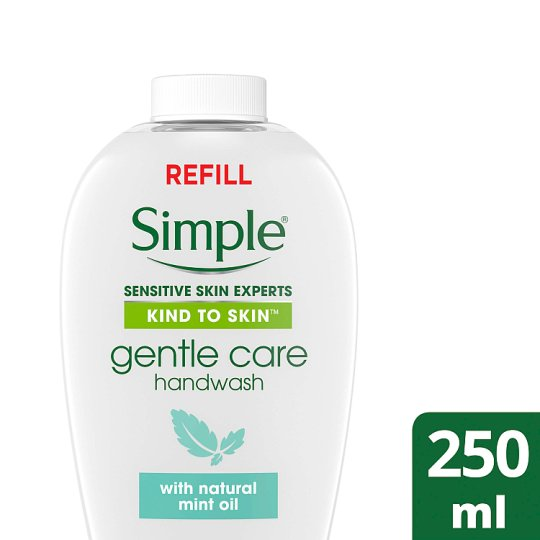 Simple Kind To Skin Antibacterial Handwash 250Ml