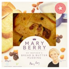 Mary Berry Bread And Butter Pudding 495G