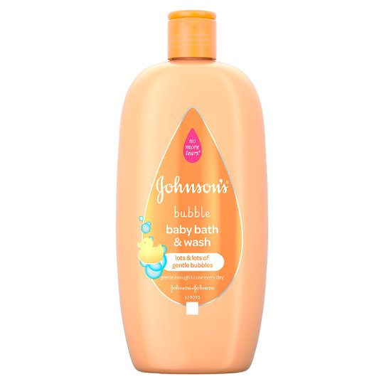 Johnson's Baby 2 In 1 Bubble And Bath 500Ml