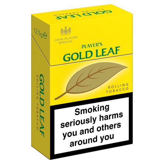 Gold Leaf Roll Your Own 12.5G