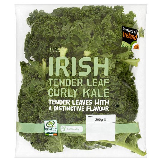 image 1 of Tesco Curly Kale 206G