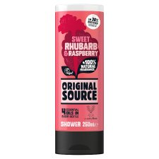 Original Source Rhubarb And Raspberry Shower Gel 250Ml