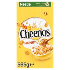 Nestle Cheerios Honey Cereal 565G