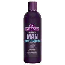 Aussie Man Keep It Strong Shampoo 300Ml