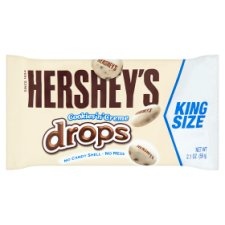 Hersheys Cookies And Creme Drops 59G