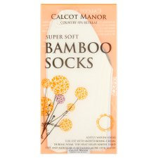 Calcot Manor Bamboo Moisturising Socks