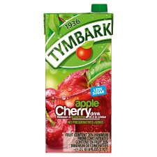 Tymbark Cherry And Apple Nectar Drink 2L