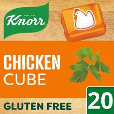 Knorr Chicken Stock Cubes 20 X 10G