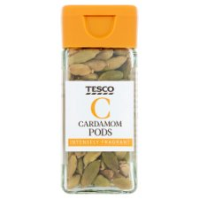 Tesco Whole Cardamom 30G