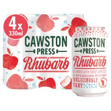 Cawston Press Rhubarb 4X330