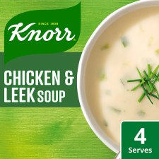 Knorr Chicken And Leek Dry Soup 60G
