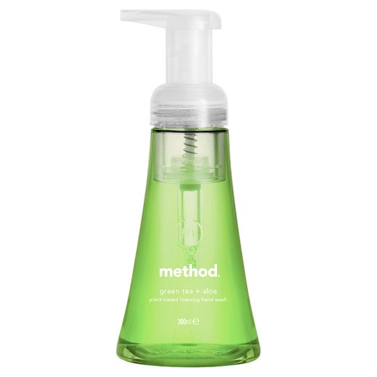 Method Foaming Handwash Green Tea 300Ml