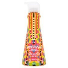 Method Limited Edition Washing Up Liquid Watermelon 532Ml