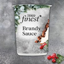 Tesco Finest Brandy Sauce 500Ml