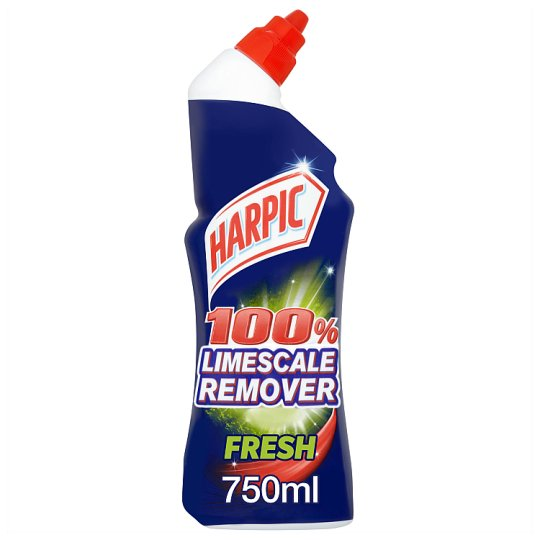 Harpic Limescale Remover Toilet Cleaner Fresh 750Ml