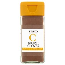 Tesco Ground Cloves 40G