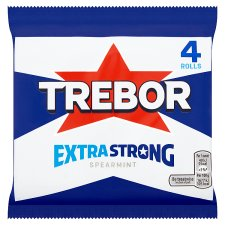 image 2 of Trebor Extra Strong Spearmint 4 Pack 165.2G
