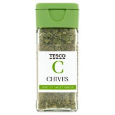 Tesco Freeze Dried Chives 3.5G