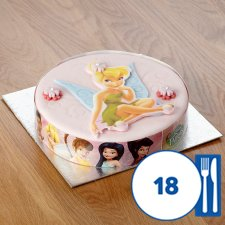 Disney Fairies Celebration Cake
