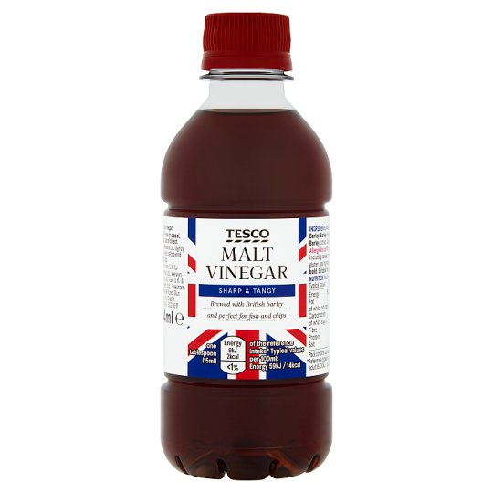 Tesco Malt Vinegar 284Ml