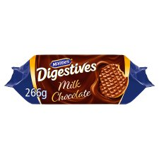 image 1 of Mcvities Milk Chocolate Digestive 266G