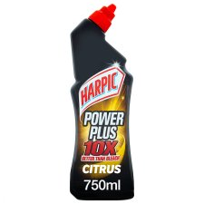 Harpic Power Plus Max Toilet Cleaner Citrus 750 Ml