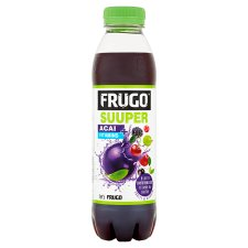 Frugo Suuper Acai Vitamins Drink 500Ml