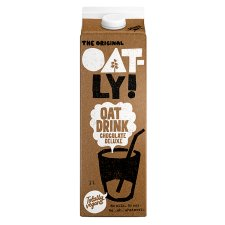 Oatly Oat Drink Chocolate Deluxe I Litre
