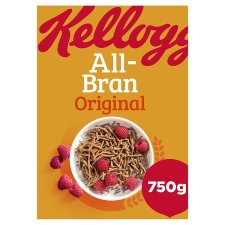 Kellogg's All Bran Cereal 750G