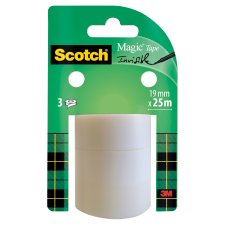 Scotch Magic Tape Refills 3 Pack