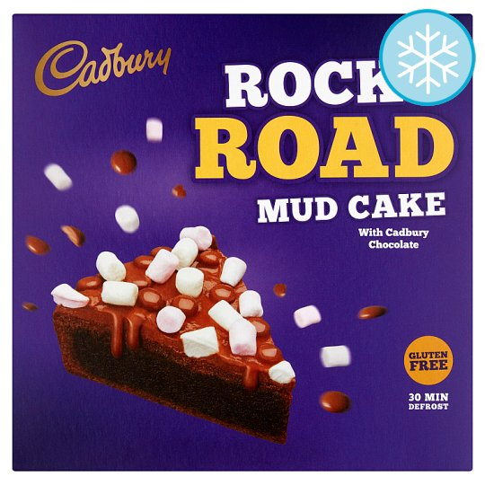 Cadbury Rocky Road Mud Cake 420G