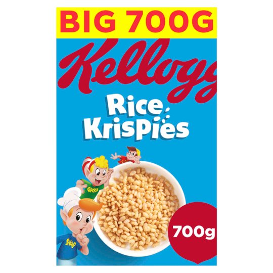 Kelloggs Rice Krispies Cereal 700G