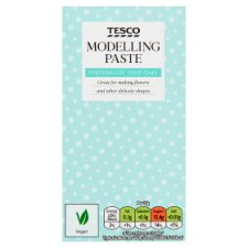 Tesco Flower Modelling Paste 250G