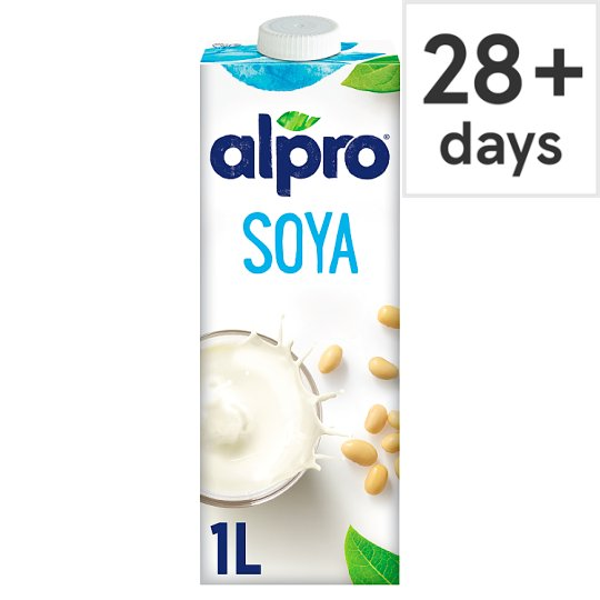 Alpro Soya Longlife Drink Alternative 1 Litre