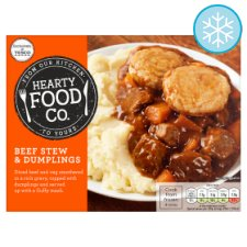 Hearty Food Co Beef Stew And Dumplings 400G