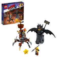 Lego Metal Beard And Batman 70836