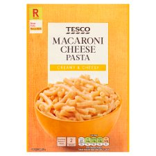 Tesco Macaroni Cheese 120G
